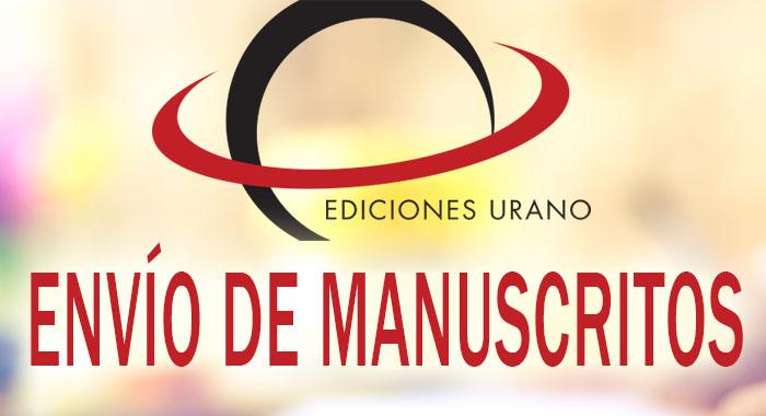 Envio de manuscritos a Ediciones Urano