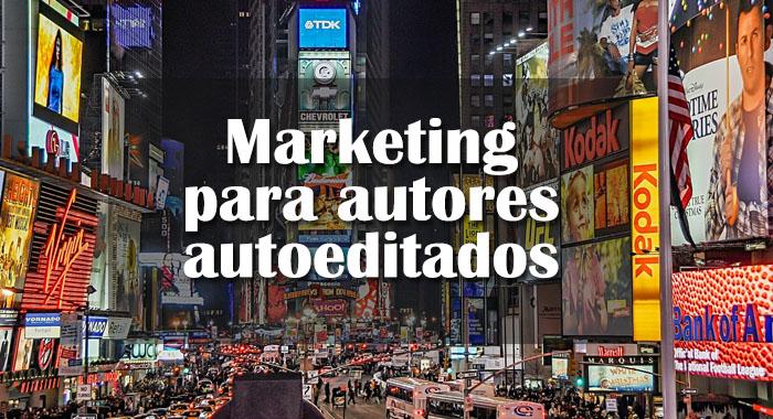 Marketing para autores autoeditados