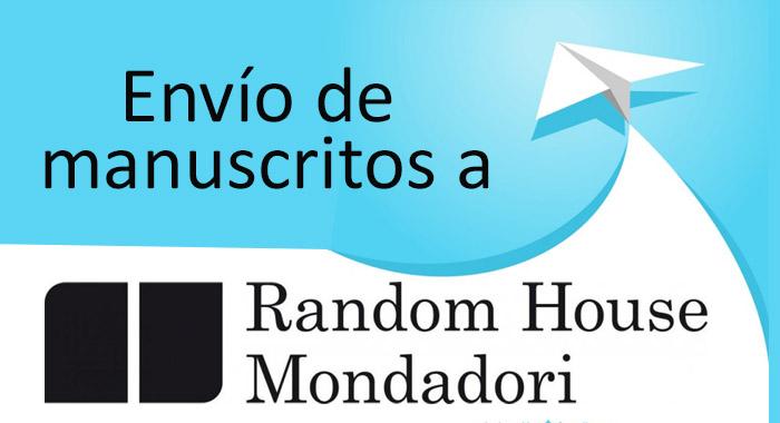 Envío de manuscritos a Random House