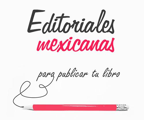 Editoriales mexicanas
