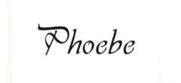Resultado de imagen de editorial phoebe