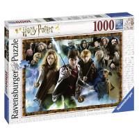 Puzzle Harry Potter 1000 piezas