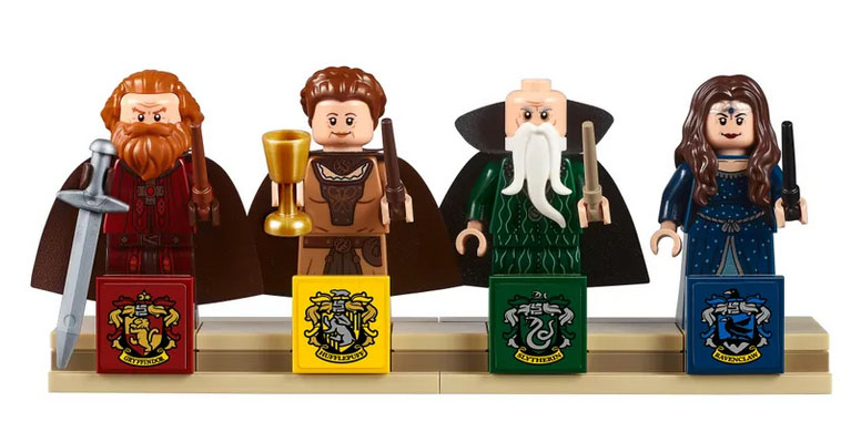 Figuras Lego Harry Potter