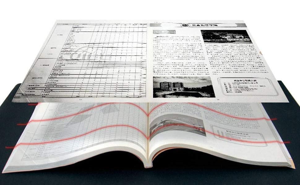 Bamboosang X7 escaner de libros