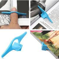 Abrir libro con una sola mano