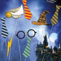Photocall cumpleaños Harry Potter