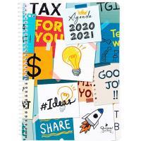 Agenda escolar 2019 a 2020