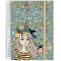 Agenda Finocam 2021 día visto