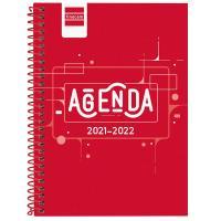 Agenda 2021 2022 roja