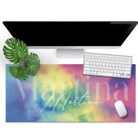 Alfombrilla escritorio personalizable