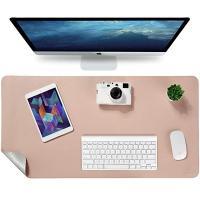 Alfombrilla escritorio rosa