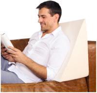 Almohada para leer en la cama