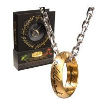 Anillo de lord of the rings con caja