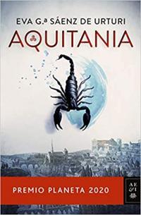 Portada de Aquitania Premio Planeta