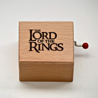 Caja de Música El Señor de los Anillos