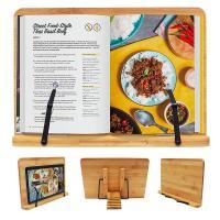 Atril cocina de madera