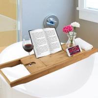 Bandeja bañera de madera