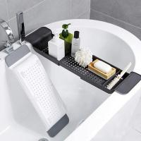 Bandeja baño negra
