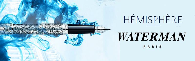 Bolígrafos Waterman Hemisphere