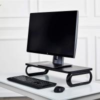 Elevador monitor negro