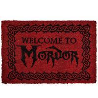 Felpudo Bienvenido a Mordor