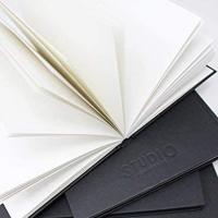Libretas de dibujo hojas blancas