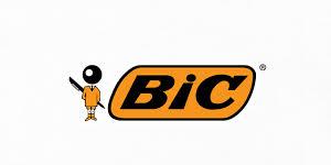 Logotipo bolígrafos Bic