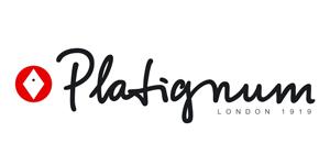 Logotipo bolígrafos Platignum