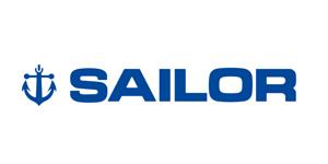 Logotipo bolígrafos Sailor