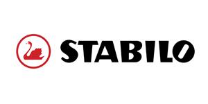 Logotipo bolígrafos Stabilo