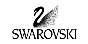 Logotipo bolígrafos Swarovski