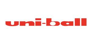 Logotipo bolígrafos Uni Ball