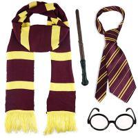 Corbata y bufanda Harry Potter