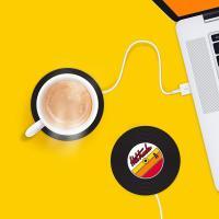 Calentador de cafe usb