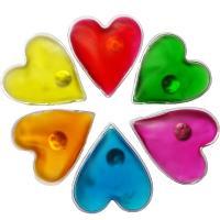 Calienta manos reutilizable corazón