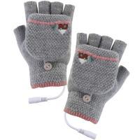 Calienta manos guantes