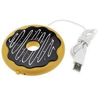 Calienta tazas USB con forma de Donut