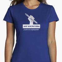 Camisetas para escritoras