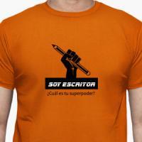 Camisetas para escritores