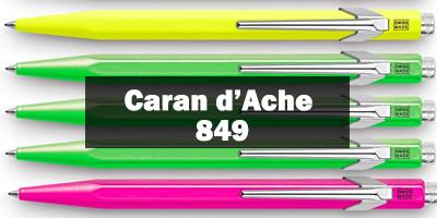 Caran d'Ache 849