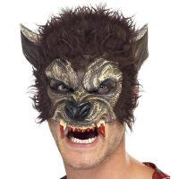 Máscara de lobo Caperucita Roja