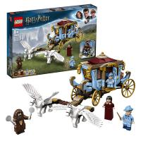 Carruaje Harry Potter Lego
