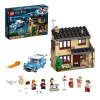 Lego casa Harry Potter