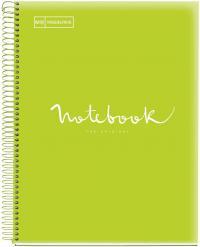 Cuaderno A5 Anillas Miquelrius