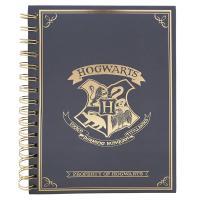 Libreta Harry Potter espiral