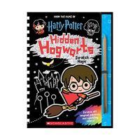 Cuaderno Harry Potter para rascar