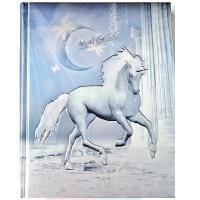 Libretas decoradas de unicornio