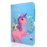 Diario de unicornio con constraseña