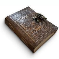Cuaderno de piel