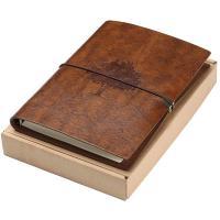 Cuaderno diario anillas recargable